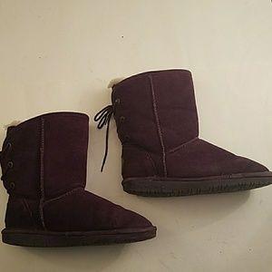 Bearpaw winter boots Sz 9